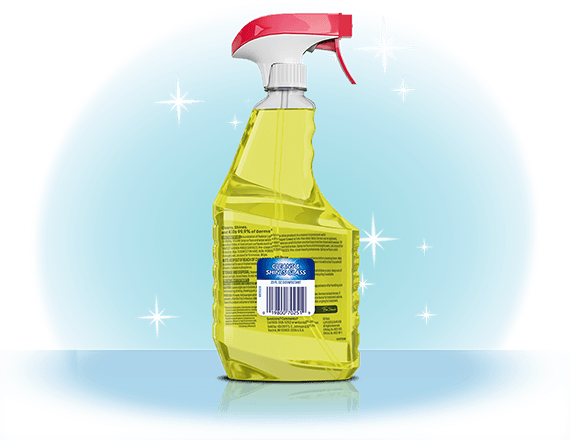 Windex® Multi-Surface Disinfectant Cleaner Back
